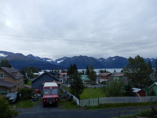 Alaska's Point of View : View from room