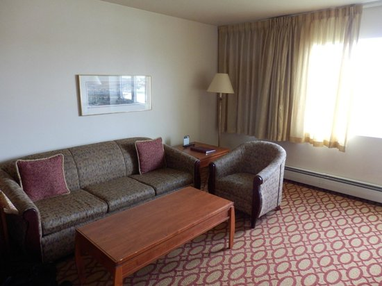 Anchorage Grand Hotel: Room