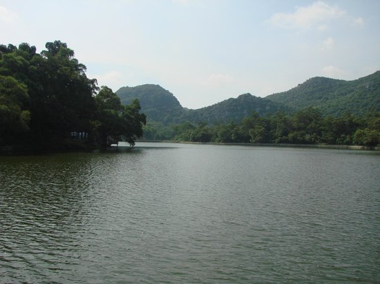 Dalongtan Scenic Resort: Typical Water and Mountain Scenic