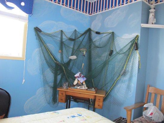 L'envolee du vieux couvent : chambre marine