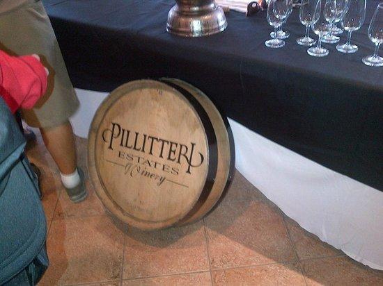 Pillitteri Estates Winery: Wine tasting