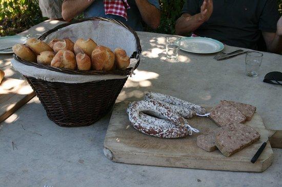 Domaine de Marotte: goede lunch