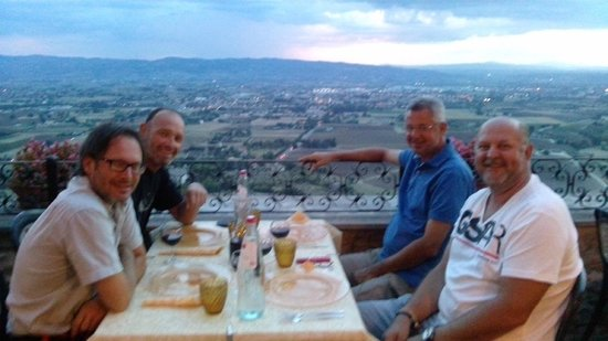 ristorante metastasio: one of the very best evenings in assisi