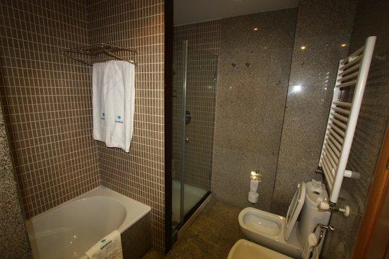 Gran Talaso Hotel Sanxenxo: Baño
