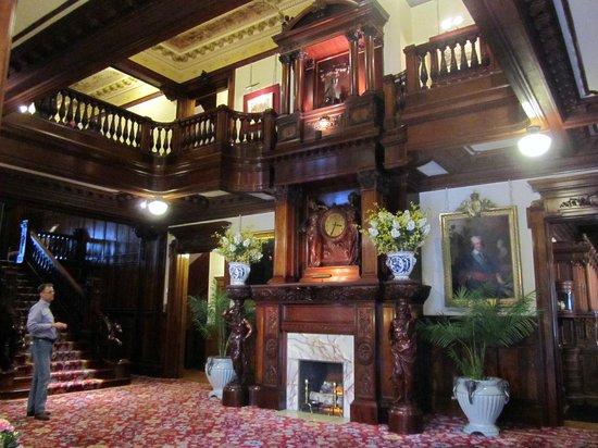 Turnblad mansion interior picture of american swedish institute minneapolis tripadvisor for Art institute interior design reviews