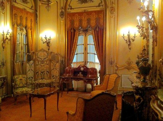 Inside The Mansion Picture Of Vanderbilt Mansion