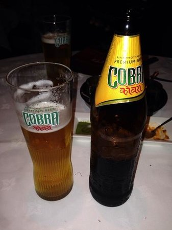 Mr India: Awesome beer