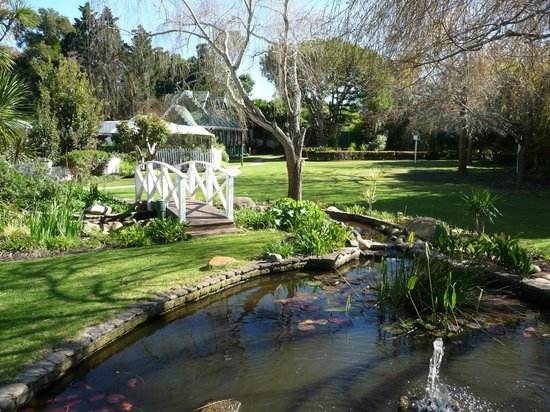 The St. James of Knysna: Giardino