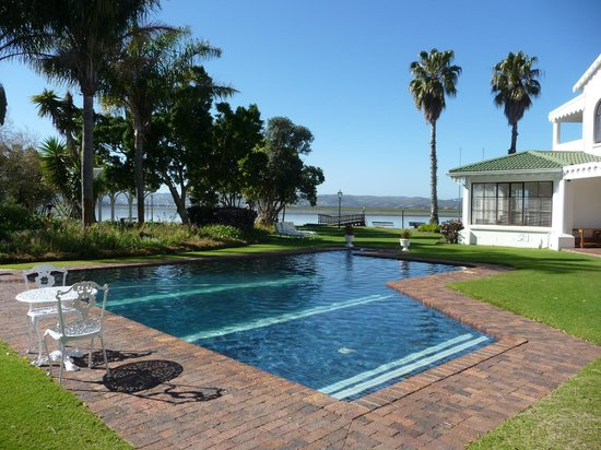 The St. James of Knysna: piscina esterna