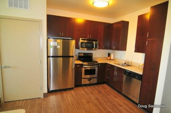 Hyatt House Minot : Great Kitchen....Economical!