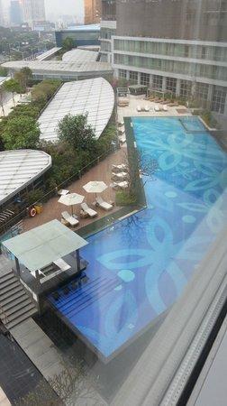 The Westin Shenzhen Nanshan: La piscina scoperta