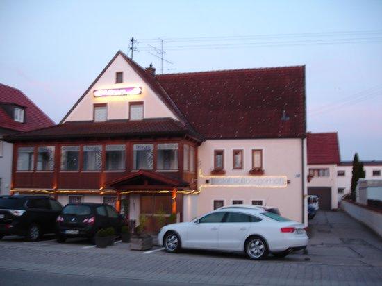 Hotel & Hostel Hallbergerhof: Hallbergerhof