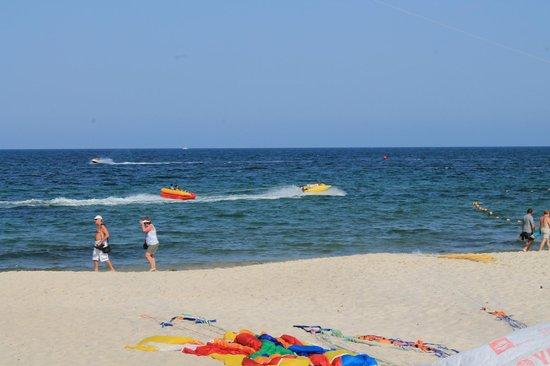 Hotel Abou Sofiane : Water sports