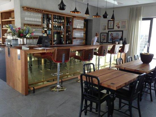 Mont Marie Restaurant: Interior1