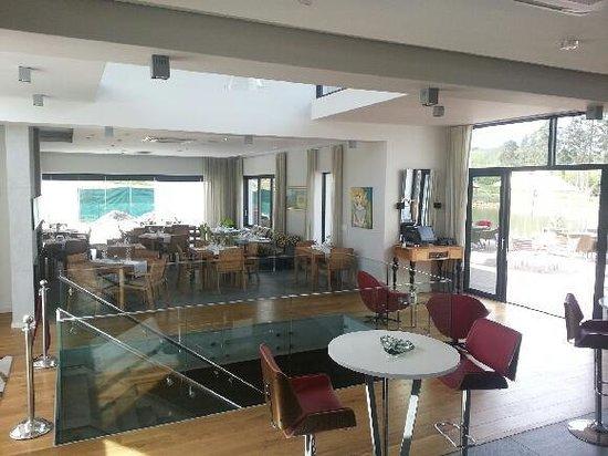 Mont Marie Restaurant: interior 4