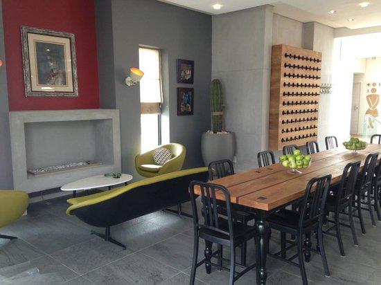 Mont Marie Restaurant: Interior 2