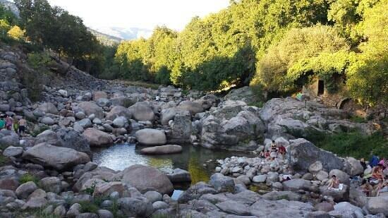 Garganta De Cuartos Picture Of Losar De La Vera Province Of