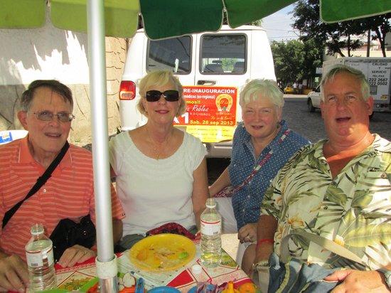 Vallarta Food Tours: Street Tacos..... yummmmm