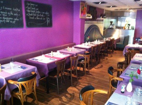 Babitom Café Restaurant : la salle