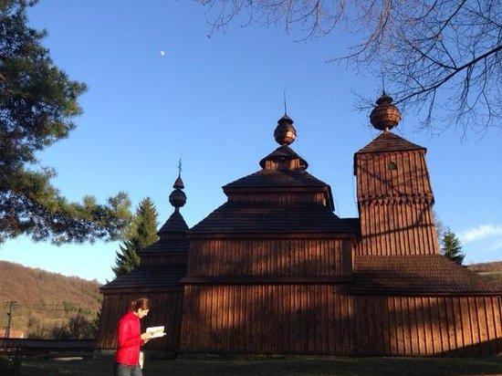 Slovacchia: Brodruzal Wooden Church