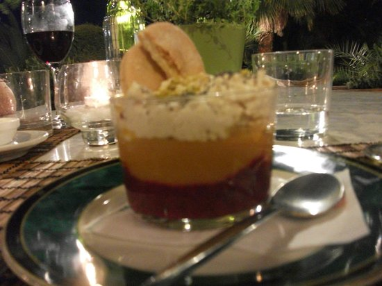 Sesamo Cafe Chai Restorante: Starter!