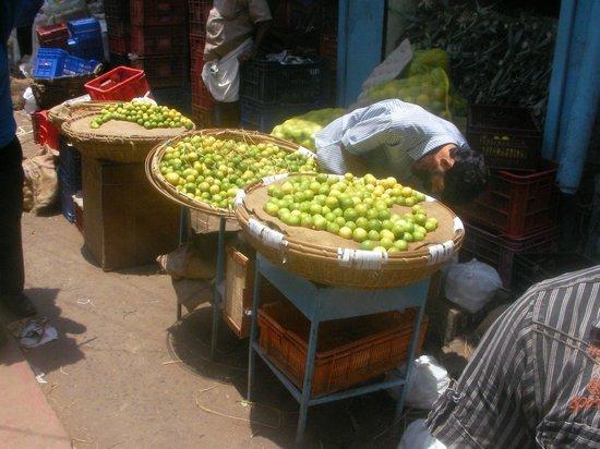 Green Villa Garden Home & Guest House: Il mercato di Kochi