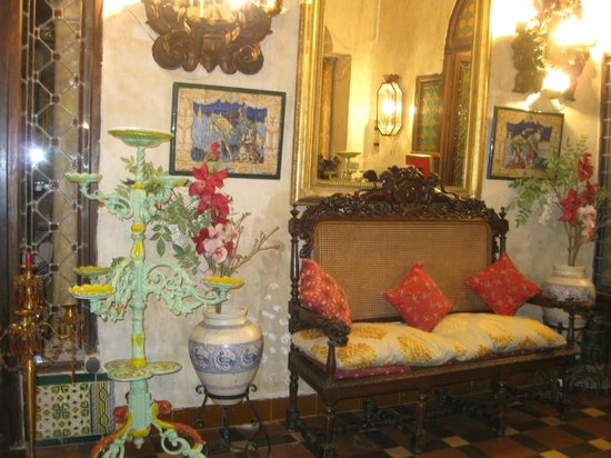 Hotel Convento La Gloria: restaurant