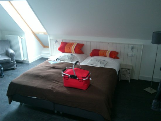 Hotel In den Brouwery: Zimmer A35, Typ F