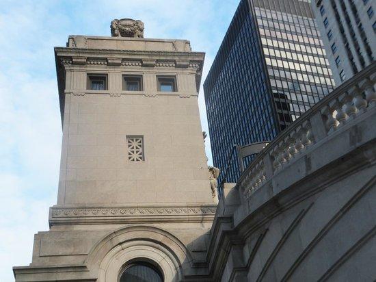 The McCormick Bridgehouse & Chicago River Museum: McCormick Bridgehouse