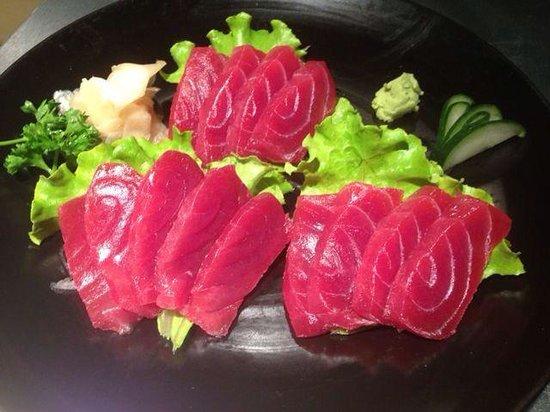 Asahi : Shashimi tonno
