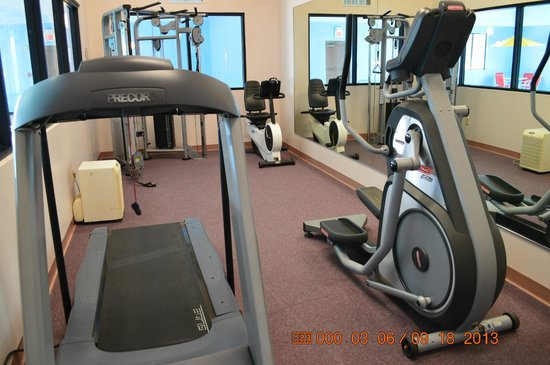The Lodge at Mount Rushmore: Exercise Room