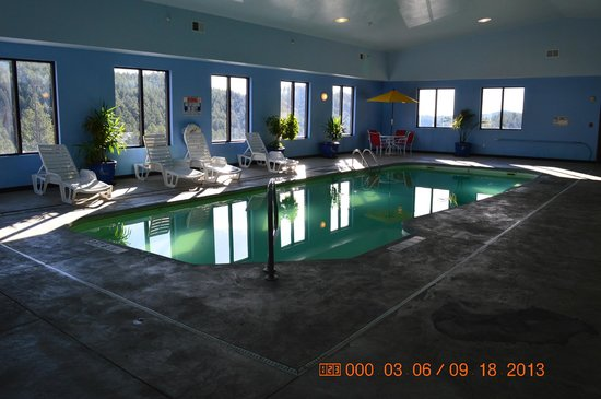 The Lodge at Mount Rushmore: Indoor Pool