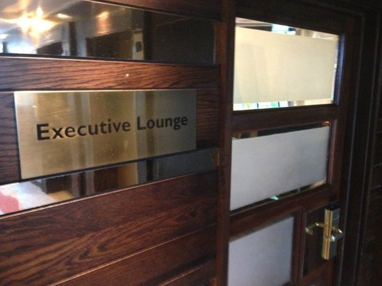 Hilton London Olympia: THe missing Executive lounge