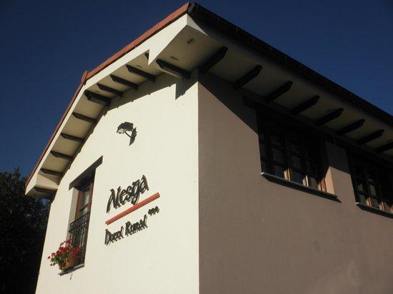 Alesga Hotel Rural : Edificio principal del hotel