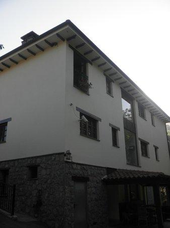 Alesga Hotel Rural: Edificio principal del hotel