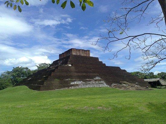Comalcalco, เม็กซิโก: Templo I
