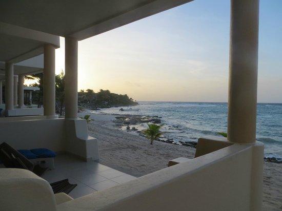 Paamul Hotel: il patio