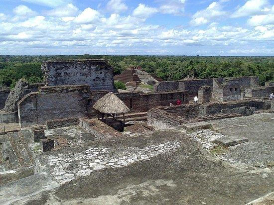 Comalcalco, เม็กซิโก: Acropolis
