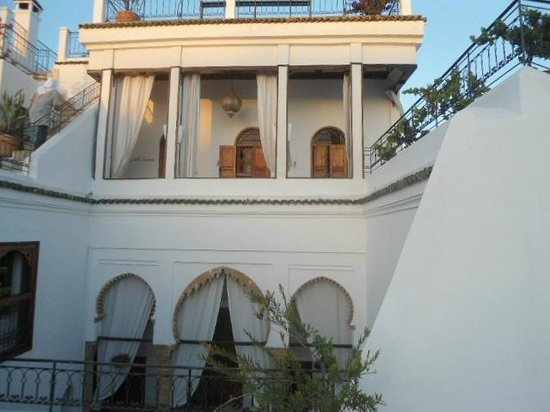 Riad Dar Mayssane: vue externe