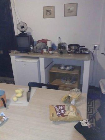 Locanda dalla Compagnia: cucina
