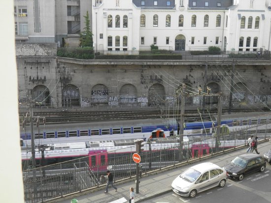 Hôtel At Gare du Nord: los alrrededores