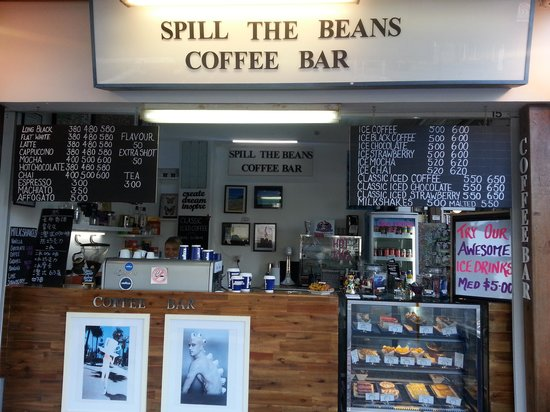 Spill The Beans Coffee Bar: getlstd_property_photo