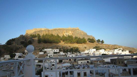 Village of Lindos: Lindos