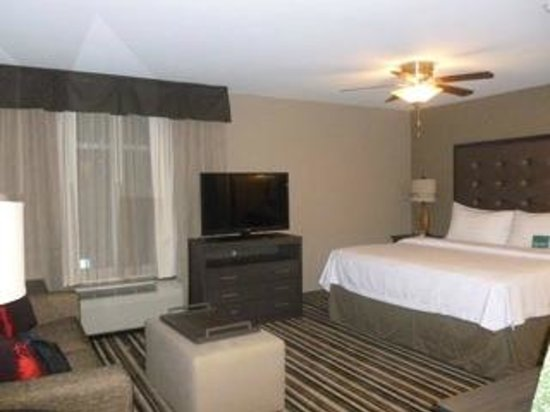Homewood Suites by Hilton Columbus/OSU: Super nice room/suite