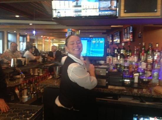 Freighters Eatery & Taproom: Sabrina