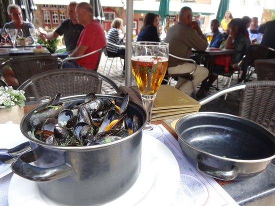 De Zevende Hemel : Belgium Mussels