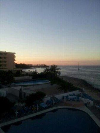 azuLine Hoteles Mar Amantis I & II: from the balcony
