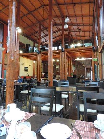 Hotel Selvatico Don Horacio : desayunador