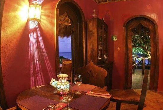 Restaurante Las Estrellas: Inside at Las Estrellas