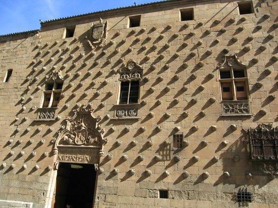 Hotel Puente Romano de Salamanca: Casa de las Conchas
